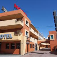 Aqua Rio Hotel, hotel en Tijuana