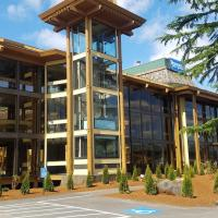 Rodeway Inn & Suites Portland - Jantzen Beach, hotel in Portland