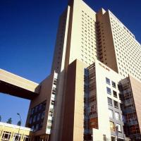 Yokohama Sakuragicho Washington Hotel, hotel v destinaci Jokohama