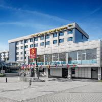 Clarion Congress Hotel Ostrava, hotel u Ostravi