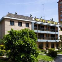 Hotel Ibiltze, hotel en Lasarte