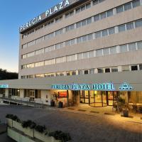 Perugia Plaza Hotel, hotel a Perugia