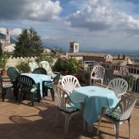 Hotel Umbra, отель в Ассизи