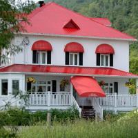 Auberge la Courtepointe, hotel em Petite-Rivière-Saint-François