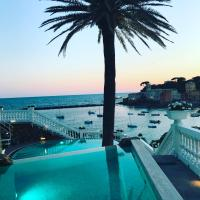 Hotel Helvetia, hotel in Sestri Levante
