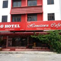 AG Hotel Penang, hotel in George Town