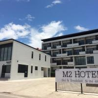 M2 Hotel, hotel in Phayao