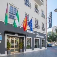 Hotel Don Paco, hotel Málagában
