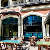 Hôtel Villa-Lamartine, hôtel à Arcachon