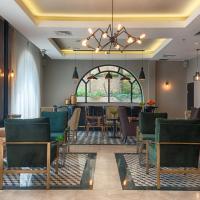 Eldan Hotel, отель в Иерусалиме