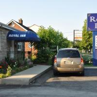 Royal Inn, hotel em Burlington