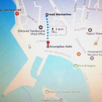 Hotel Marmarinos, hotel din Aegina