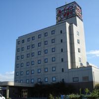 Hotel Route-Inn Itoigawa, hotel in Itoigawa