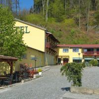 Hotel Výpřež - Děčín, hotel v destinaci Děčín