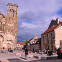 SY-la terrasse, hôtel à Vézelay