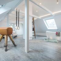 Design-Studiowohnung Haegestrasse, hotel in Gütersloh