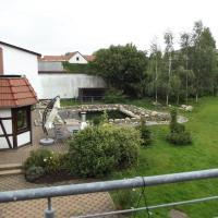 Hainich-Ferienwohnung, hôtel à Hörselberg-Hainich