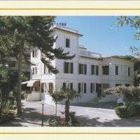 Hotel Villa Pina, отель в Сенигаллии
