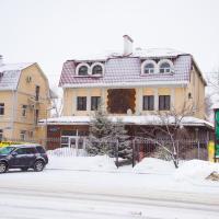 """Hotel """"Гризли """", отель в городе Нововоронеж"""