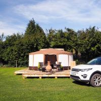Old Dairy Farm Glamping, hotel in Emsworth