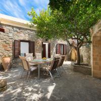 Villa Claudia in Lardos