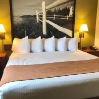 Super 8 by Wyndham Amherst NS, hotel em Amherst