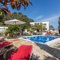 Can Rosa Ibiza, private pool, 10 minutes from the beach, hotel en Santa Gertrudis