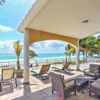 Beachfront 4 Bedroom Playacar Villa - Rebeka