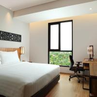 Batiqa Hotel Pekanbaru, hotel near Sultan Syarif Kasim II International Airport - PKU, Pekanbaru