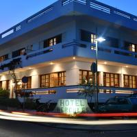 Hotel Hercules, hotel in Olympia