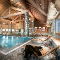 CGH Résidences & Spas Orée Des Cimes, hotel in Peisey-Nancroix