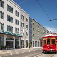 Homewood Suites By Hilton New Orleans French Quarter, отель в Новом Орлеане