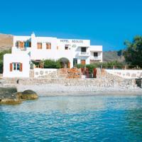Aeolos Beach Hotel, hotel in Karavostasi