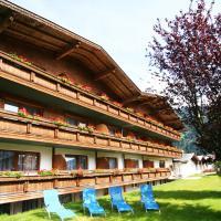 first mountain Hotel Zillertal, hotel in Aschau