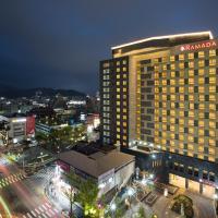 Ramada by Wyndham Jeonju, hotel in Jeonju