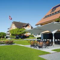 Hotel Friedheim, отель в Веггисе