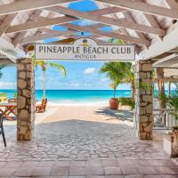 Pineapple Beach Club - All Inclusive Adult Only, hotel em Willikies