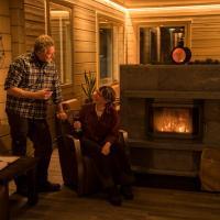Valkea Arctic Lodge, hotelli Pellossa