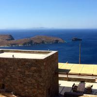 Deep Blue Villas, hotel in Serifos Chora
