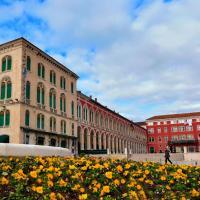 Hotel Bellevue, hotel en Split