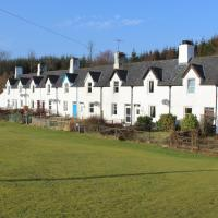 Crinan Canal Cottage No8, hotel in Lochgilphead
