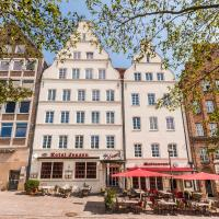 Ringhotel Jensen, hotel i Lübeck