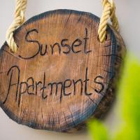 Sunset Apartments Free shuttle from Athens Airport, hotel in Spáta