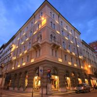 Hotel Continentale, hotel in Trieste