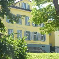 Hotel Roseberg, hotel in Stein am Rhein