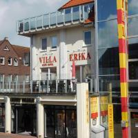 Suite Hotel Villa Erika, Hotel in Borkum