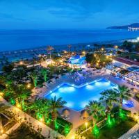 Pegasos Deluxe Beach Hotel, отель в Фалираки