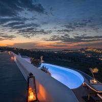 Carpe Diem Santorini, hotel in Pirgos