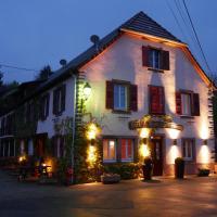 Hôtel du Haut Koenigsbourg - le hk calme et nature, hotel in Thannenkirch