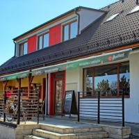 Penzion U Broucka, hotel in Milevsko